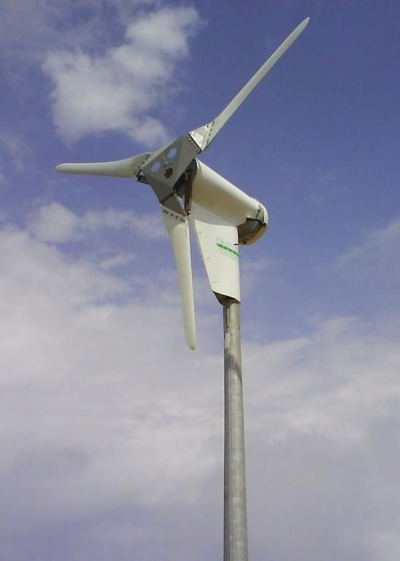 Kingspan Wind 6KW turbine