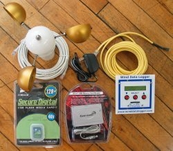 Wind Data Logger Starter Kit